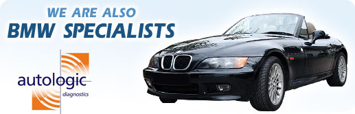 We Are Also BMW Specialists
